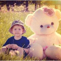 Как объяснить ребенку, что в его комнате нет монстров, кроме него самого?)))) :: Наталья Александрова