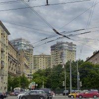 Ленинский проспект :: Марина Буренкова