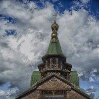 Храм Всех Святых :: Валерий Кабаков