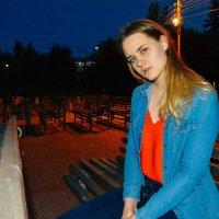вечер в душе пусто :: Света Кондрашова