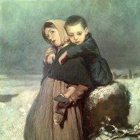 Русский музей. Перов :: Наталья