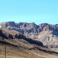 Безжизненная пустыня Израиля :: Anna Sokolovsky