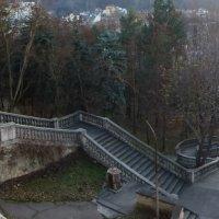 Кисловодск. Лестницы сан. Москва. :: Alexey YakovLev