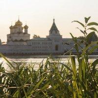 Свято-Троицкий Ипатьевский монастырь в Костроме с другого берега :: Юлия Васильева
