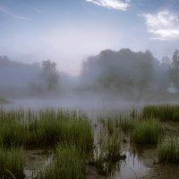 Рассвет на речке Мостовой :: cfysx