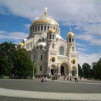 Никольский Морской собор в Кронштадте. :: Жанна Викторовна