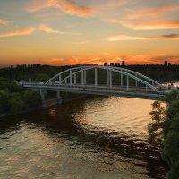 Хорошёвский мост :: Ирина Климова