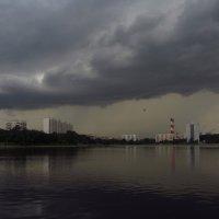 Как я готовился к дождю :: Андрей Лукьянов