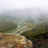 Долина в тумане :: Сергей Чиняев