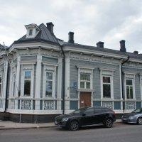 Хамина. Дом Аладина, 1889 г., В. Аспелин :: Елена Павлова (Смолова)
