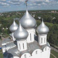 Фрагмент кремля г. Вологда :: Иван Нищун