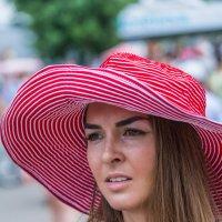 Девушка в шляпке :: Роман Романов