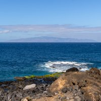Антлантический океан и остров Ла Гомера :: Witalij Loewin