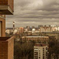 С высоты 19-го этажа :: Максим Никитенков