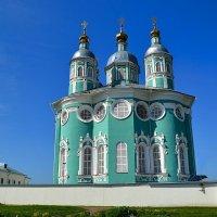 Один из старейших в России православный храм :: Милешкин Владимир Алексеевич