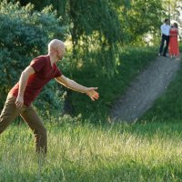 Игры в парке :: Андрей Майоров