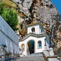 Бахчисарай.Свято-Успенский мужской монастырь. :: Vladimir Lisunov