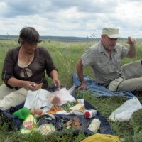 завтрак на траве :: tgtyjdrf