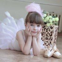 Маленькая балеринка :: Лидия Ханова