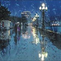 Дождливый вечер :: ale uro