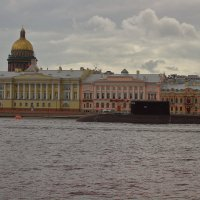 Парад ВМФ :: Александр Алексеенко