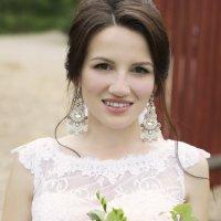 Очаровательная невеста Дарья :: Владимир Степанчук