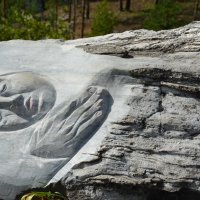 женщина из мрамора :: Наталия П