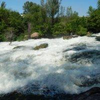 Горная река :: Дарья Неживая