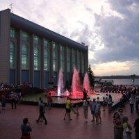 На набережной Самары :: nika555nika Ирина