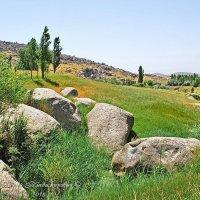 Нуратинский хребет Памира в Узбекистане :: Юрий Владимирович