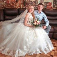 Свадьба Дмитрия и Анастасии :: Екатерина Гриб