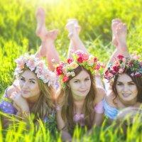 Три сестры :: Александра Капылова