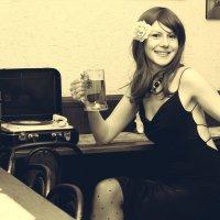 Я в кафешке :: Дина Мазаник