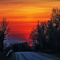 Catching the sun ... :: Александр Липецкий