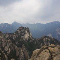Национальный парк Сораксан. Южная Корея :: Ольга Нестеренко