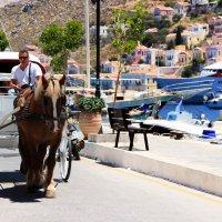 Карета в Греции :: Anastasia Silver