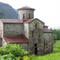 Средний Зеленчукский храм :: Антон Скоморохов