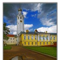 В Великом Новгороде. Колокольные отражения. :: Алла ************