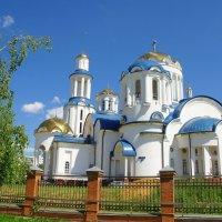Храм Собора Московских Святых :: megaden774