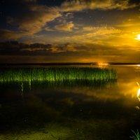 Вечер на озере :: Denis Deynega