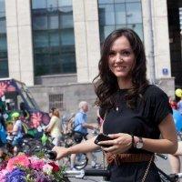 Велопарад 2016 :: Казбек Бзаров