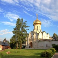 Саввино-сторожевский мужской монастырь. :: Инна Щелокова