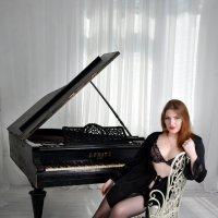 Марианна. Музыкальная прилюдия. :: Марина Грицай