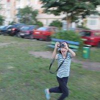 маленький фотограф :: Дмитрий