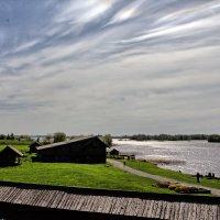 Озеро :: Павел Кузнецов