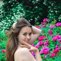 Кокетка :: Евгения Мартынова
