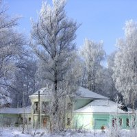 Зима :: Андрей Осипов