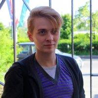 МУЖСКОЙ ПОРТРЕТ :: Николай Гренков