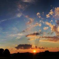 Захід сонця :: Тарас Семигаленко