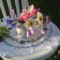 В саду :: Mariya laimite